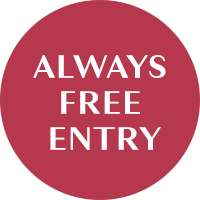 Always free entry